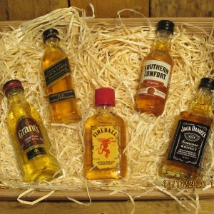 Whiskey Hampers